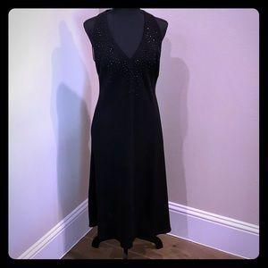 S.L. fashions little black dress size 10